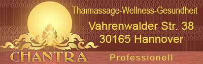 Chantra Thaimassage Hannover